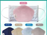 【クールインナー】銅繊維インナーマスク 1枚