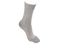 CSS-5130 超快速キュピエ5本指靴下丈13cm