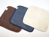 今治のオーガニックタオル 超抗菌銅繊維織込みハンドタオル